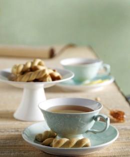 Με το τσάι